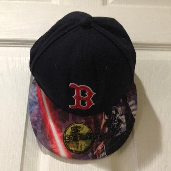 43a36c53641dc Boston Rex Sox New Era MLB X Star Wars Cap. M 5b06ff4046aa7c9c1c5be29c